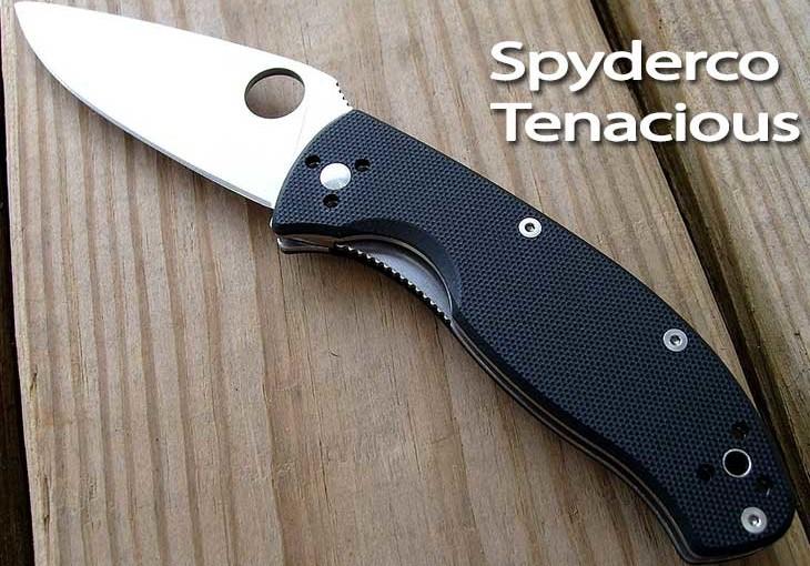 Spyderco Tenacious