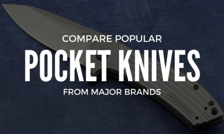 Compare Pocket Knives from Popular Brands