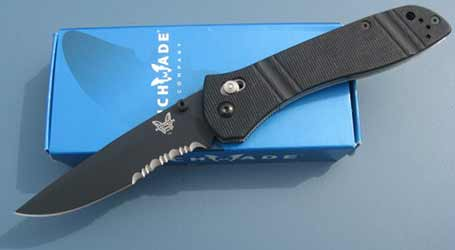 Benchmade 710 Serrated