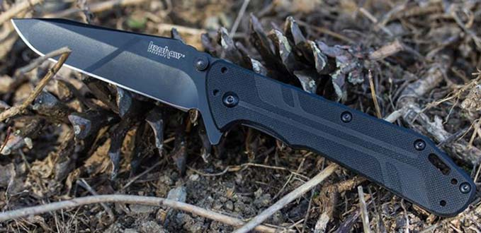 Kershaw Thermite Review