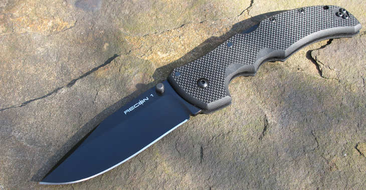 Cold Steel Recon 1 Review