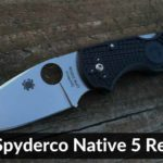 Spyderco Native 5 Review