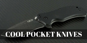 Cool Pocket Knives