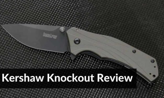 Kershaw Knockout Review