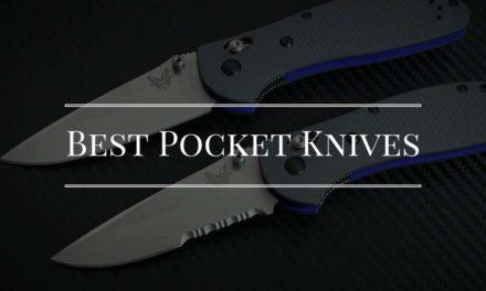 Best Pocket Knife for 2018